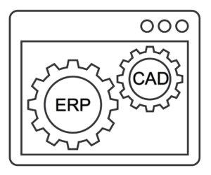 Projektowanie produktu integracja CAD i ERP