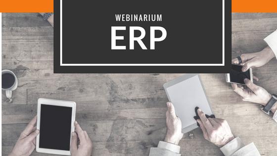 Webinarium ERP - prezentacja systemu