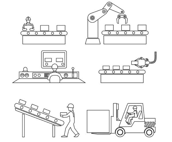 Zarządzanie produkcją - proALPHA ERP i APS system