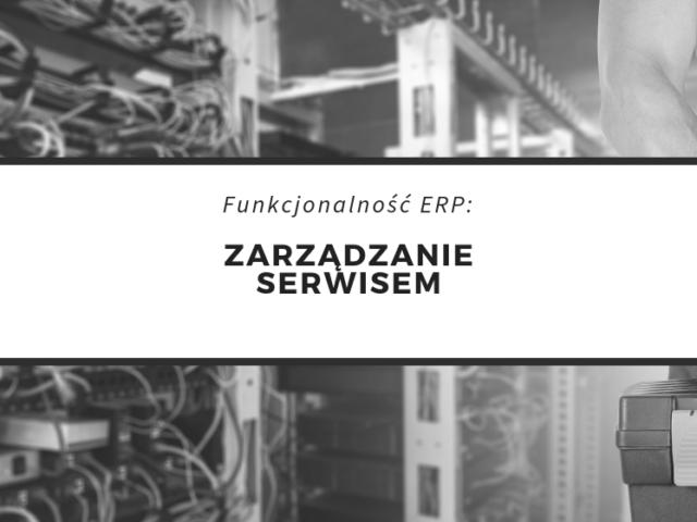 Zarządzanie serwisem w systemie ERP