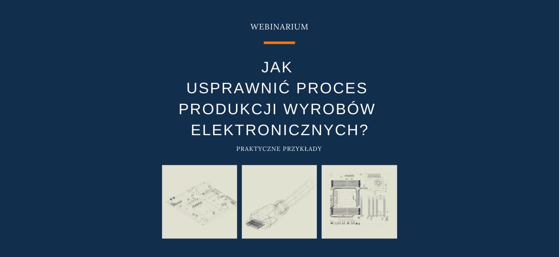elektronika i elektrotechnika erp produkcja