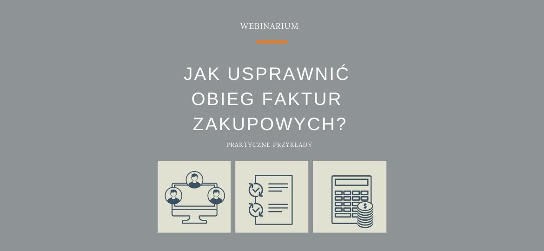 System ERP - obsługa faktur zakupowych