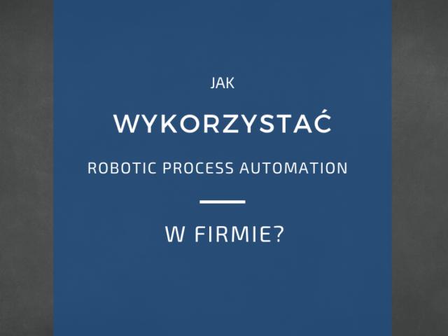 proces automatyzacji
